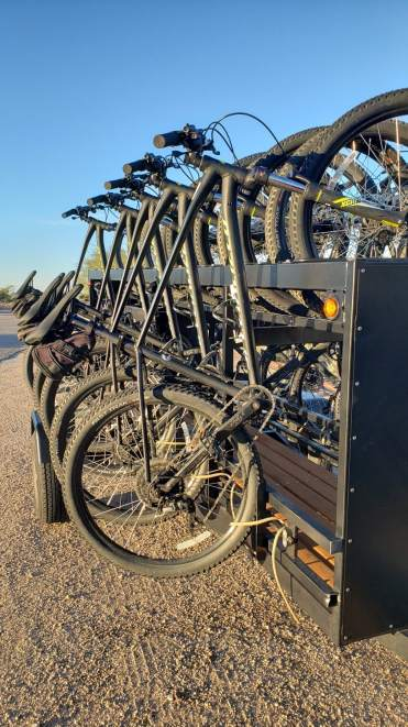 mountain biking scottsdale