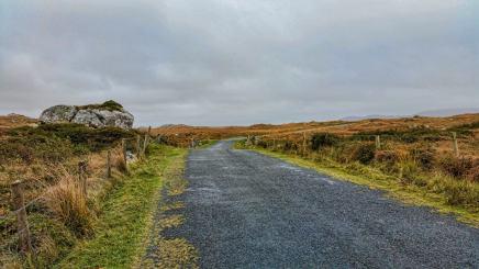 Bog Road Connemara