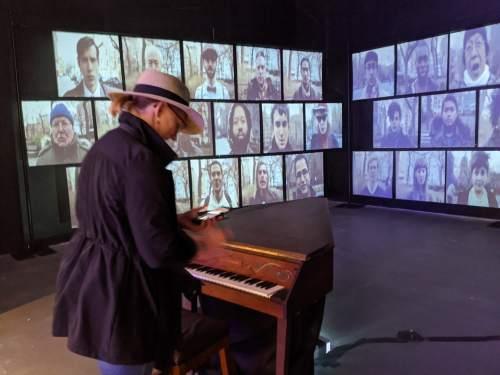Wonderspaces Museum installation art