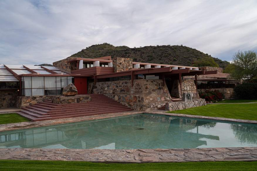 Taliesin West Scottsdale