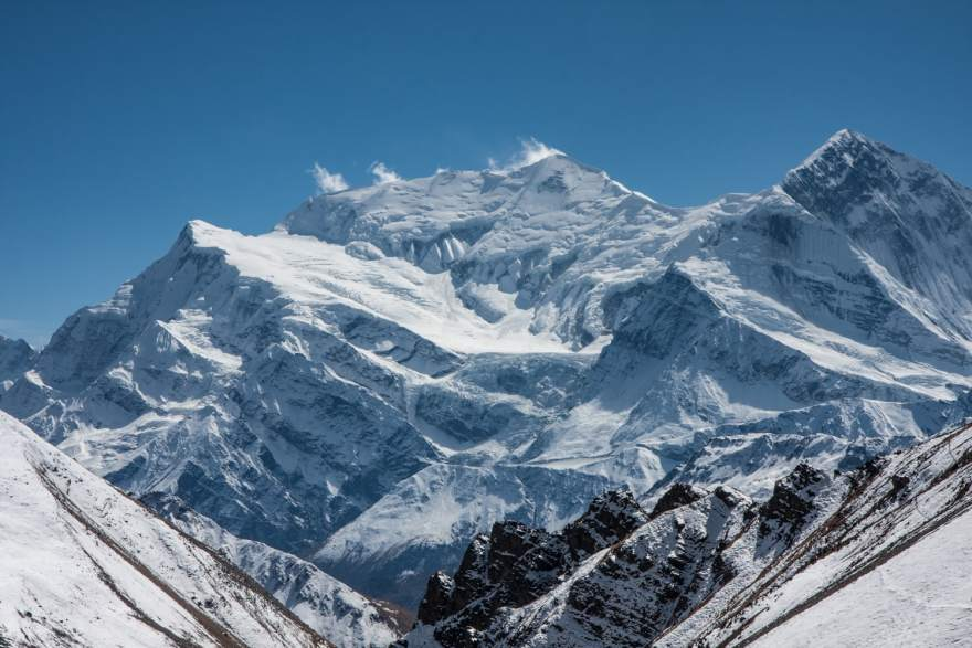 Annapurna circuit difficulty