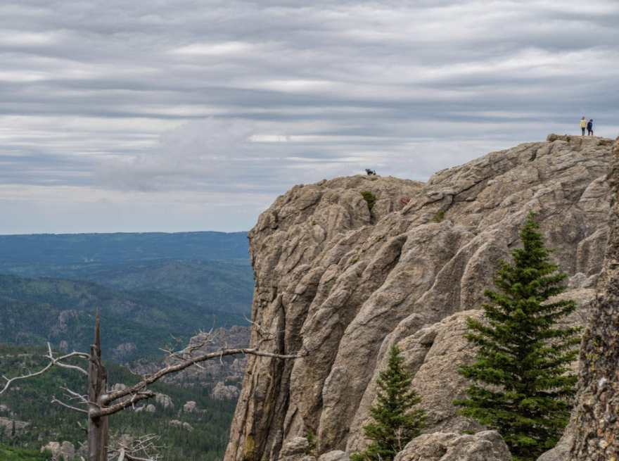 black elk peak western south dakota