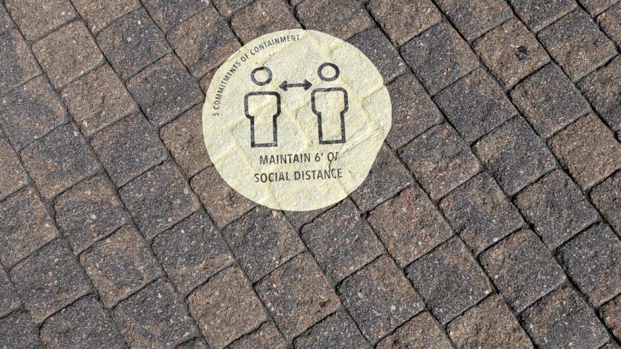 vail social distancing