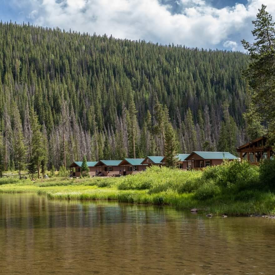 piney lake vail cabins