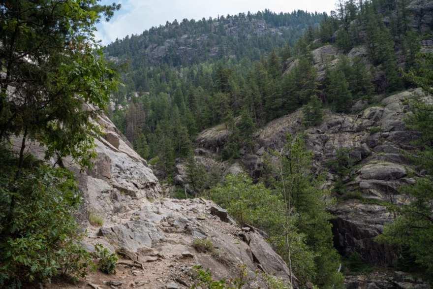durango hiking
