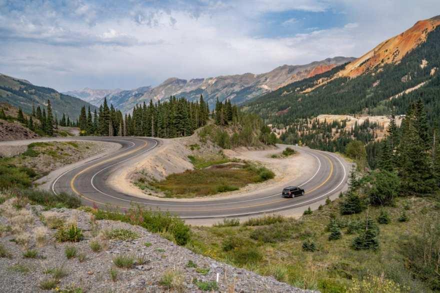 drive the million dollar highway