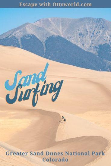 greater sand dunes national park colorado