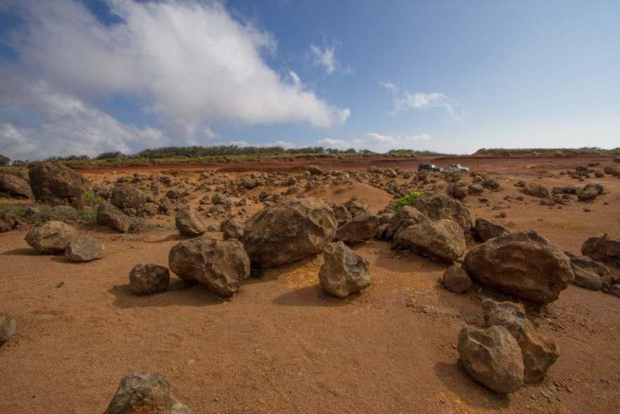 Garden of the Gods lanai island