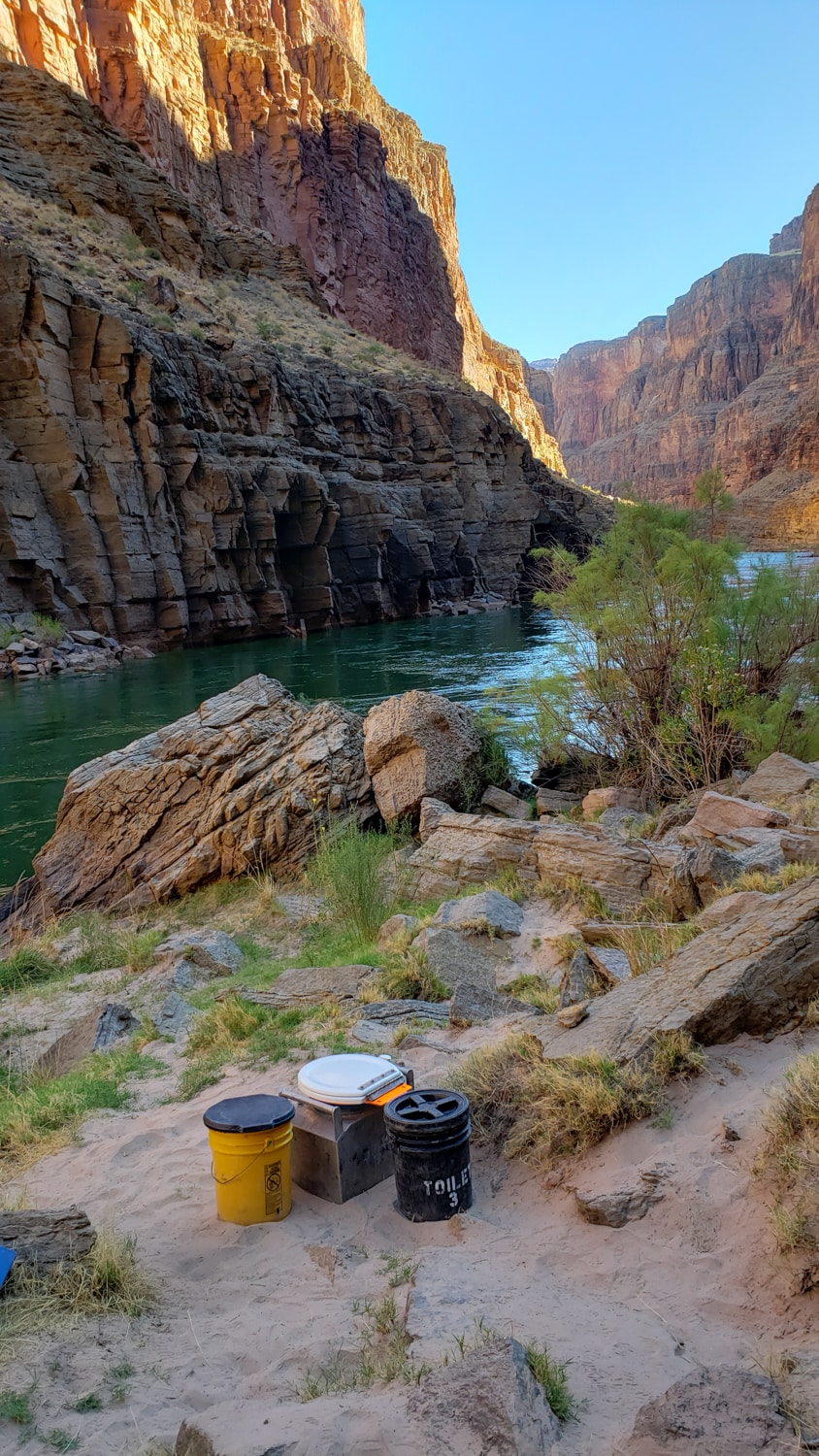 grand canyon groover