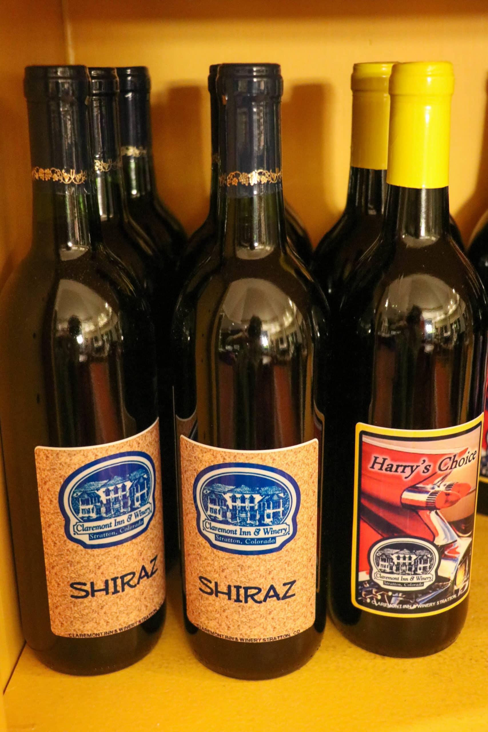 claremont winery stratton