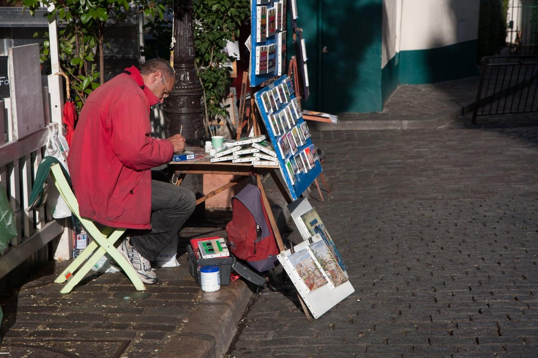 paris street artist