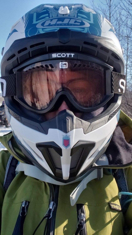 snowmobile gear alaska