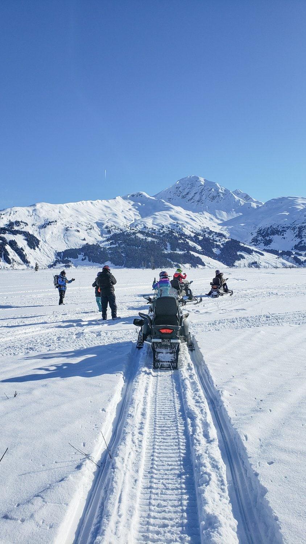 snowmachine tour