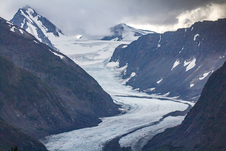 Coastal Classic glacier viewing