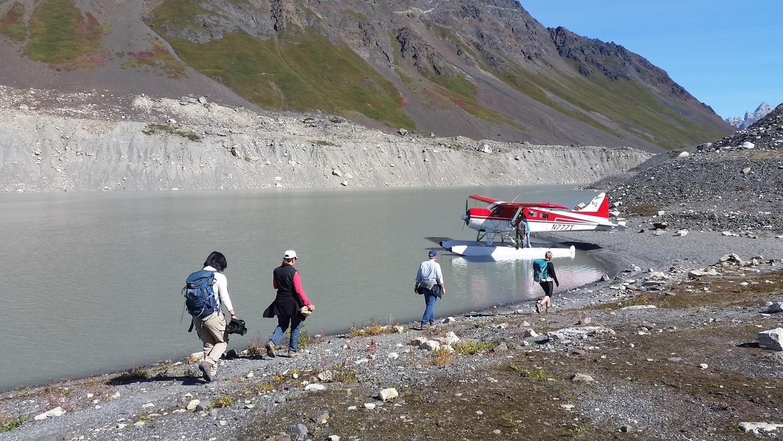 Talkeetna flightseeing