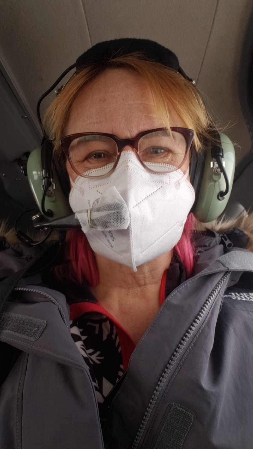 flightseeing covid safety