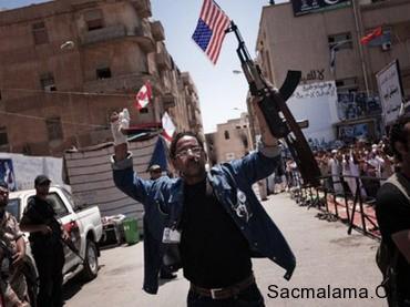 libya da amerikan abd devrimi