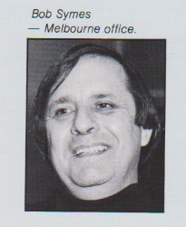 Bob Symes circa 1984
