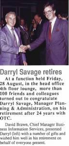 Darrel Savage