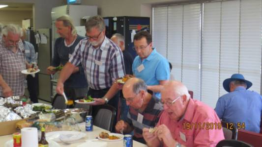Perth AGM and Luncheon Nov 2019 Lunchroom 2019 3