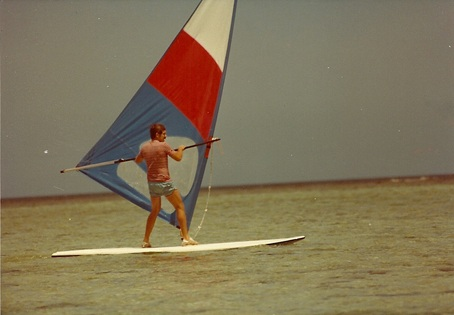 Ben McGee Wind Surfing