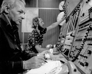 Eddie Tammes and Jim Hulme in ISCC Circa 1978