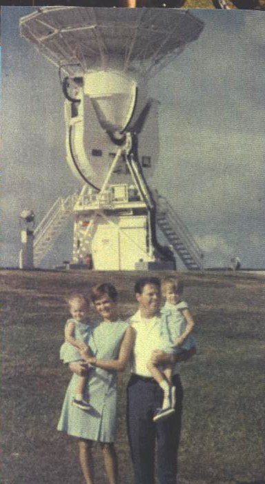NASA Station, Guam 1968 or 69