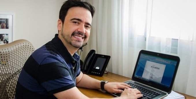 O autor Daniel Ortiz (Foto: Divulgação)