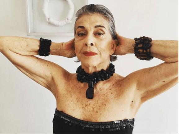 Betty Faria (Foto: Reprodução)
