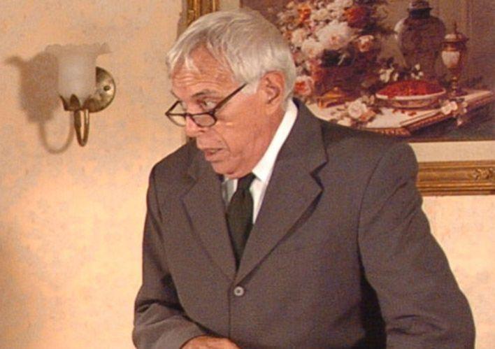 Oswaldo Loureiro em cena (Foto : Reprodução)