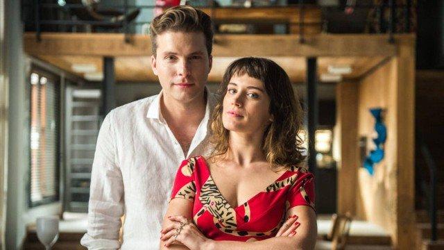 Clara e Patrick vão ficar juntos (Foto: Divulgação)