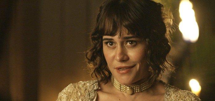 Alessandra Negrini interpreta a dissimulada Susana em Orgulho e Paixão (Foto: Reprodução/Globo)
