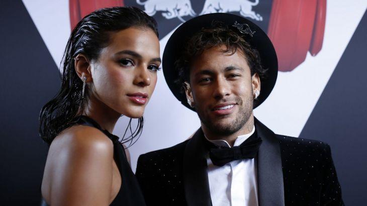 Bruna Marquezine e Neymar (Foto: Reprodução)