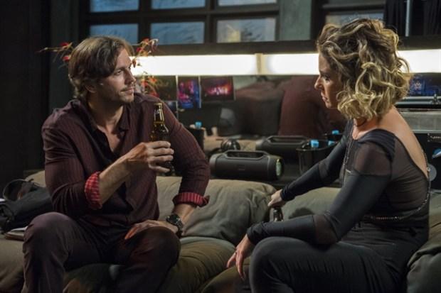 Remy (Vladimir Brichta) e Luzia (Giovanna Antonelli) em cena de Segundo Sol (Foto: Globo/Estevam Avellar)