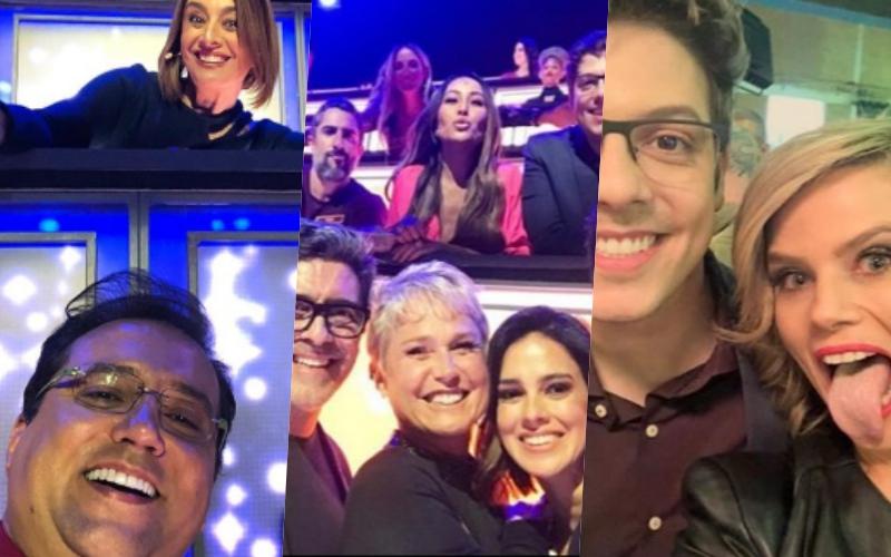 Canta Comigo teve Rodrigo Faro, Geraldo Luís e outros famosos (Foto reprodução)