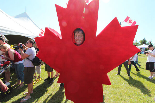 Que diriez-vous d'homme-sandwich pour la Canada comme métier ?
