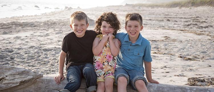 Des vacances réussies avec ses enfants ! (Auteur)