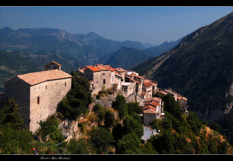 Bairols (Alpes-Maritimes, France)