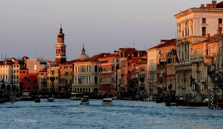 Laissez Venise et son romantisme derrière vous pour poursuivre votre route !