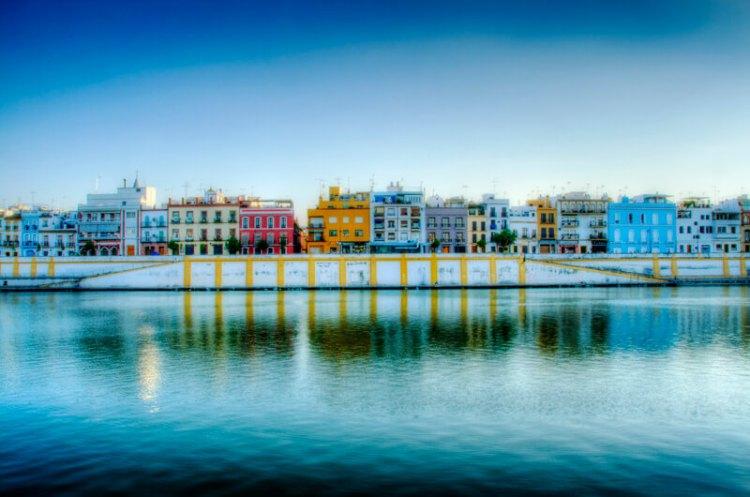 Visiter Seville au printemps c'est vraiment l'idéal !