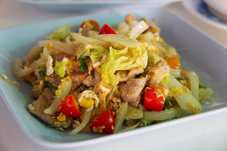 Gastronomie à Koh Samui
