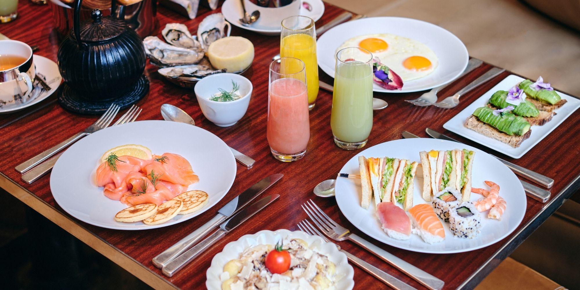 Brunch Royal Monceau Raffles La Cuisine (75008 Paris 8ème)