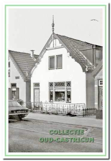 Dorpsstraat 130, ca. 1975.