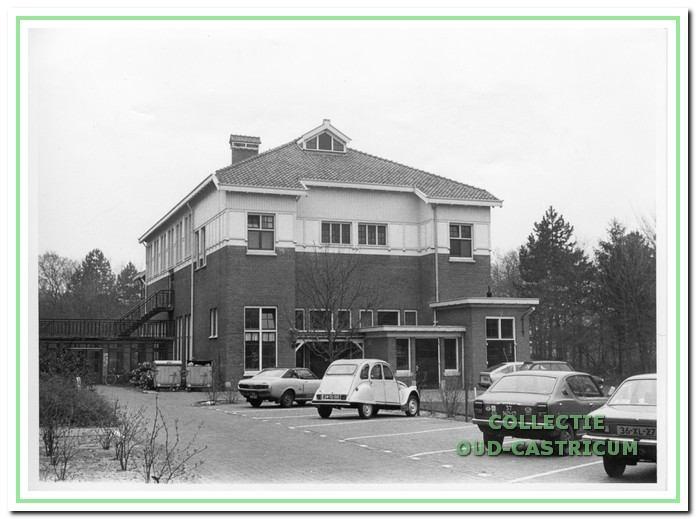 Oude Toneelzaal van Duin en Bosch.