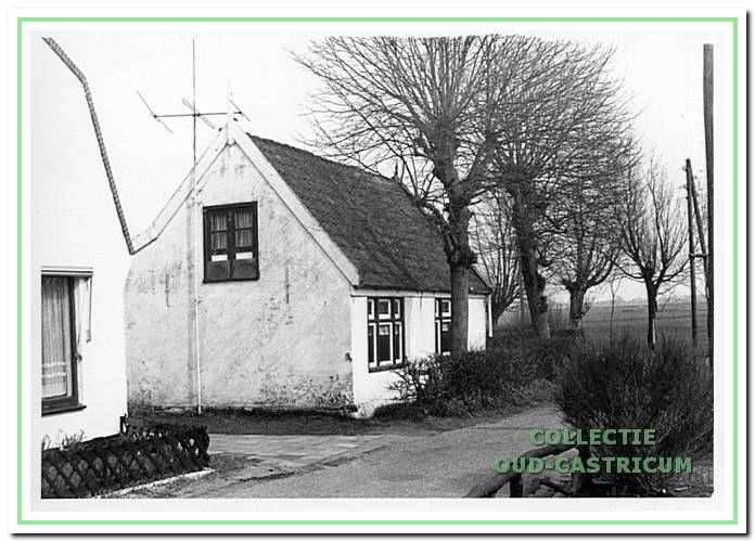 Nogmaals het huisje van Jan Meijne (zie 40).