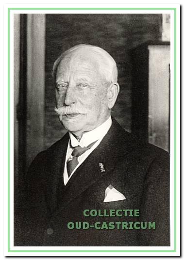 Burgemeester Boreel van Hogelanden.