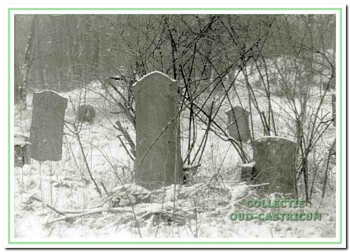 Begraafplaats op Duin en Bosch in Bakkum.