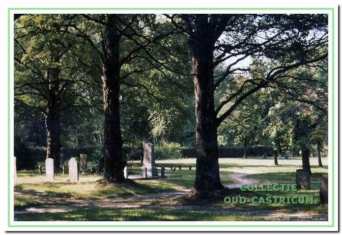 Begraafplaats Duin en Bosch.
