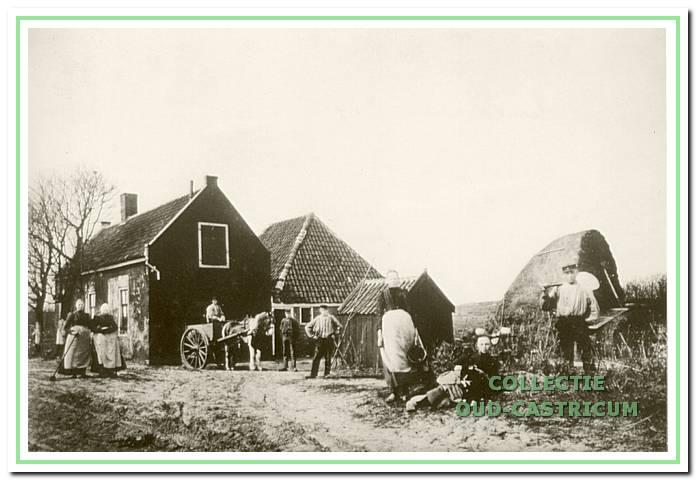 Het Commissarishuis 1830-1946.