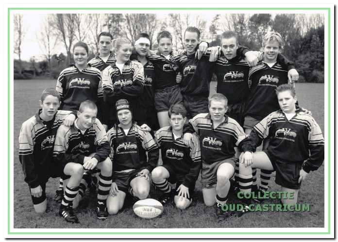 Jeugd rugbyclub Castricum CASRC.